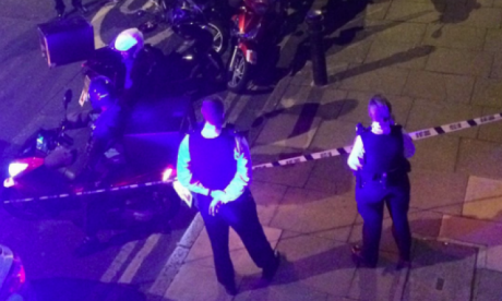 The attacks took place in Hackney, Stoke Newington and Islington