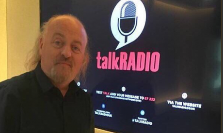 Comedian Bill Bailey on his 100 mile walk for Stand Up To Cancer and why he's walking the wrong way