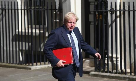 Boris Johnson believes the EU's demands are too high