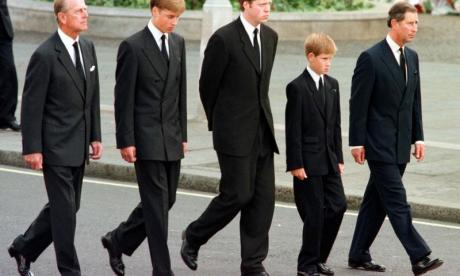 Earl Spencer says he still suffers nightmares of 'harrowing' funeral for Diana, Princess of Wales