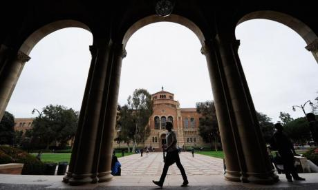 Bomb threat prompts evacuation of University of California Los Angeles dormitories