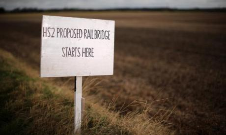 Government awards contracts to build phase one of new HS2 railway line