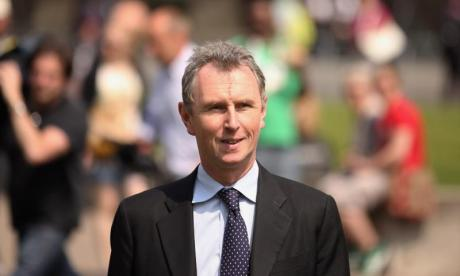 MP Nigel Evans reveals abuse he received and says 'we must not allow it to become normal'
