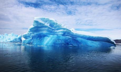Iceberg four times larger than London breaks away from Antarctic ice shelf