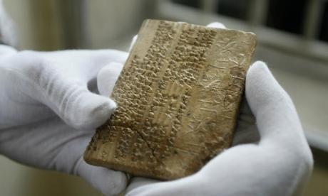 American craft store Hobby Lobby ordered to forfeit thousands of ancient Iraqi artifacts