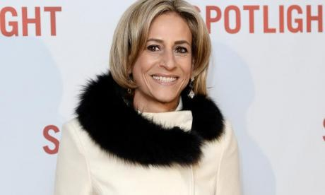 Newsnight presenter Emily Maitlis critics BBC after not appearing on high paid stars list
