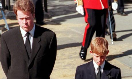 20 years on from Princess Diana's funeral we look back on Earl Spencer's eulogy