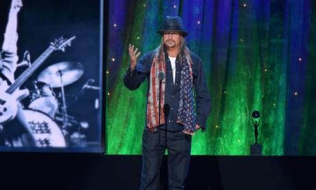 Kid Rock's social media posts hint at political ambitions