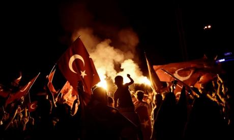 Turkey Coup: more than one thousand arrested in ongoing crackdown