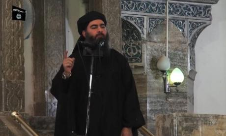 Kurdish counter-terrorism official claims Isis leader Abu Bakr al-Baghdadi is not dead