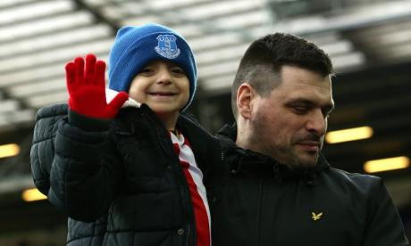 Everton to hold celebrity charity match in honour of Bradley Lowery