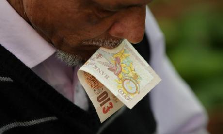 The Big Debate on corners: 'There's a corner on the back of the new ten pound note, are they now getting recognition?'