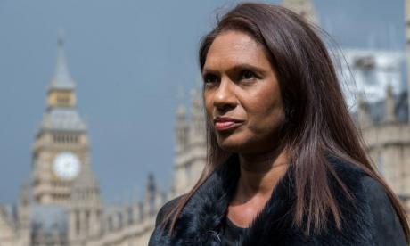 Gina Miller says she felt  violated by aristocrat who 'called for her to be run over'
