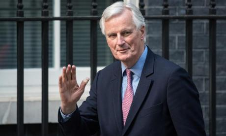 Brexit: German MEP accuses Michel Barnier of 'punishing' Britain as negotiations continue