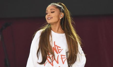 Ariana Grande Manchester's first honorary citizen