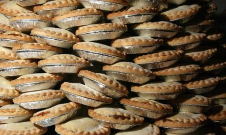 The Big Debate on pies: 'Simple Simon met a pieman on pastry tin-der'