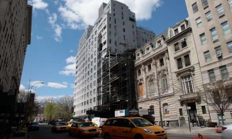 Married couple jump to their death together from office building in Manhattan