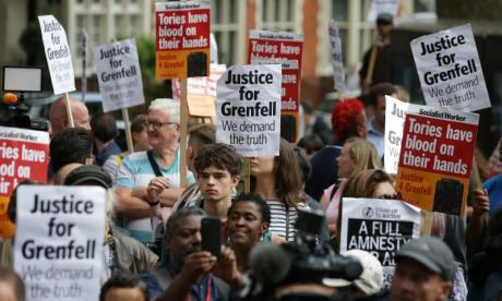 Grenfell Tower: 'Elizabeth Campbell and Conservatives don't understand what victims have gone through'