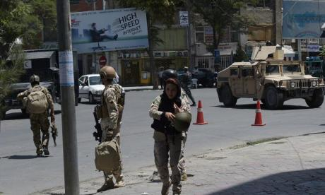 Islamic State claims responsibility for Kabul suicide attack
