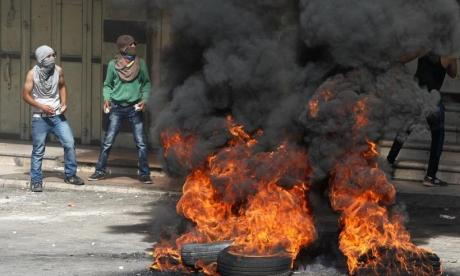 Hebron has witnessed fierce protests in recent years, such as this one from September 2015