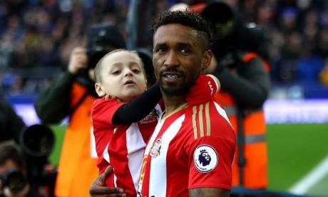 Defoe has earned widespread acclaim and admiration for his treatment of Bradley