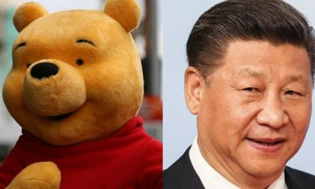 Winnie the Pooh censored in China 'after people compare character to President Xi Jinping'