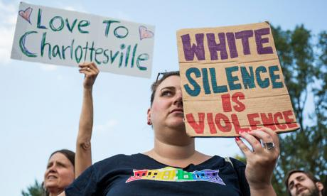 Twitter account attempts to name and shame white supremacists marching in Charlottesville