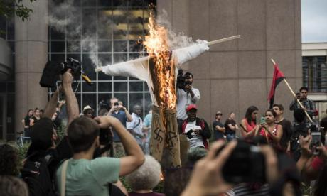 Tensions remain high after the death of Heather Heyer in Charlottesville