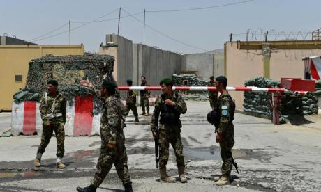 Rocket hit Kabul just hours before Donald Trump announced Afghanistan strategy