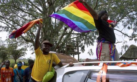 Secret Pride celebration held in Uganda after cancellation of official event