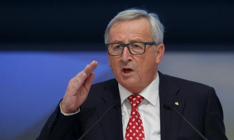 'Who the hell does he think he is?' - Twitter slams Jean-Claude Juncker after he deems UK Brexit position 'unsatisfactory'