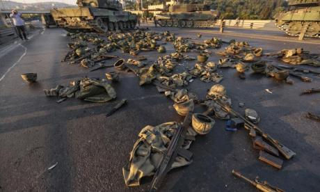 New purge in Turkey sees hundreds of officials sacked in ongoing coup fallout