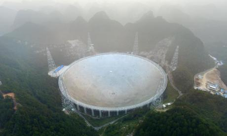 China denies reports about recruiting a foreign astronomer to search for aliens