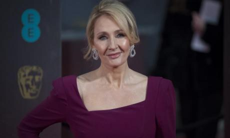 JK Rowling apologises for misconstruing Donald Trump in video of disabled boy