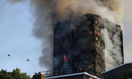 Grenfell Tower: Government announces terms of inquiry headed by Sir Martin Moore-Bick
