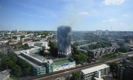 London Fire Brigade denies sign-off of Grenfell Tower refurbishment