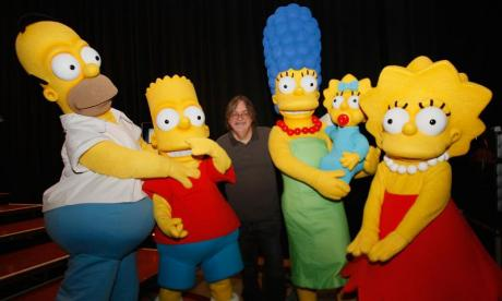 Alf Clausen - see the special cover versions of Emmy Award winner's Simpsons songs