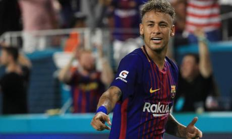 Neymar seems almost certain to join PSG