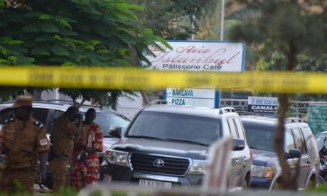 At least 20 dead in attack on restaurant in Burkina Faso
