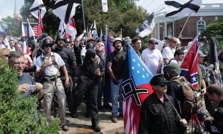 Charlottesville: ESPN removes commentator from football coverage as his name is Robert Lee