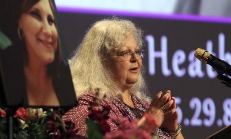 Charlottesville: Heather Heyer's mother says 'I have not and will not talk to Donald Trump'