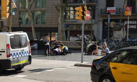 Barcelona: 'There's certainly a feeling of defiance' in wake of Las Ramblas attack, says editor