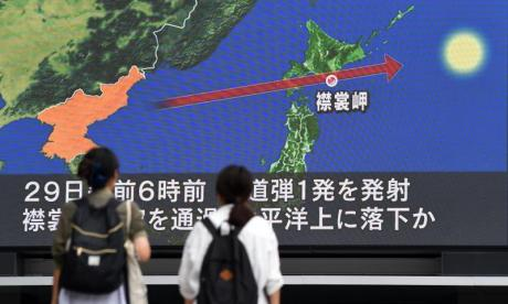 North Korea calls Japan test a 'prelude' to Guam strike