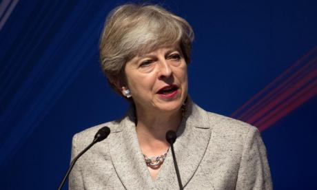 'I'm no quitter' - Theresa May vows to lead the Conservative Party in 2022 general election