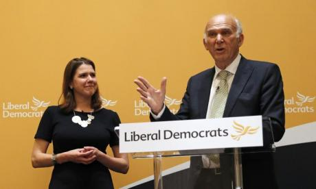 The Lib Dems have been heavily criticised for Jo Swinson's campaign