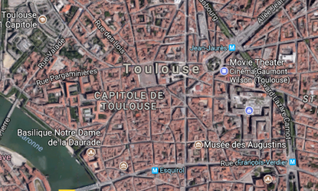 One dead following shootout in Toulouse