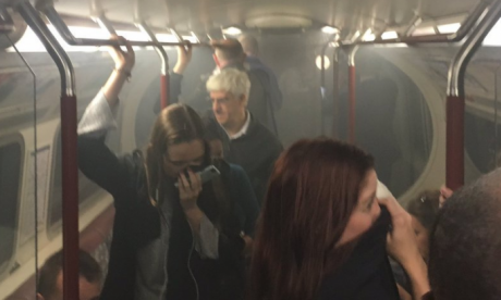 Smoke prompts evacuation of Oxford Circus tube station in rush hour