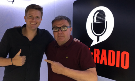 Jake Humphrey on his TV career and getting fired from McDonald's