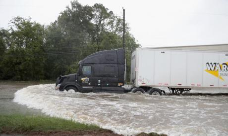 Family members die after being swept away by Storm Harvey floodwaters