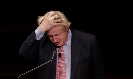 Boris said he agrees with Jean-Claude Juncker's forthcoming comments